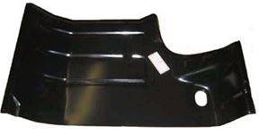 TRUNK FLOOR PANS (3 PIECE SET) - Image 3