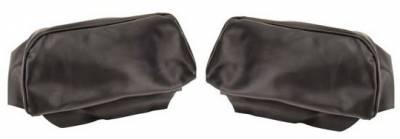 HEADREST COVERS  -  BUCKET SEAT - Image 1