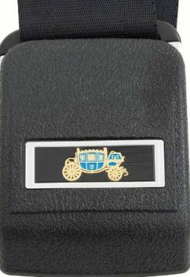 SEAT BELT - STANDARD (FRONT OR REAR) - Image 2